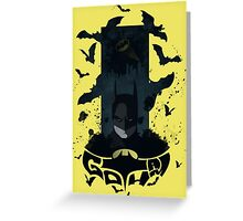 Gotham Hero Greeting Card