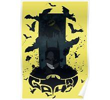 Gotham Hero Poster