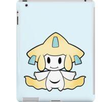 Paper Jirachi iPad Case/Skin