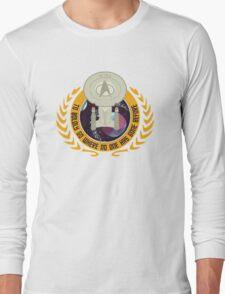 The Final Frontier Long Sleeve T-Shirt