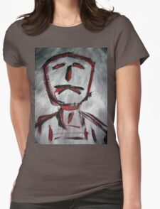 Ghoul T 1 Womens Fitted T-Shirt