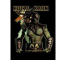 Kotal Kahn Photographic Print