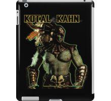 Kotal Kahn iPad Case/Skin