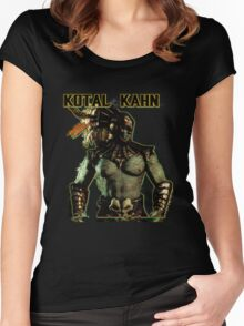 Kotal Kahn Women's Fitted Scoop T-Shirt
