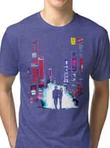 Dae-su Oh , Mi-do Tri-blend T-Shirt