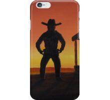Gunfight at OK Corral iPhone Case/Skin