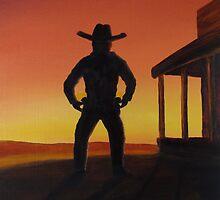 Gunfight at OK Corral by Wayne2015