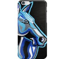 Until I See You Again - Abstract Horse Art by Valentina Miletic iPhone Case/Skin