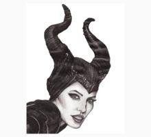 Maleficent - Angelina Jolie T-Shirt