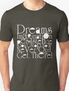Dreams & Perseverance T-Shirt