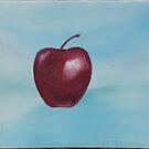 Apple by Rhinovangogh