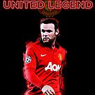 Rooney - United Legend by Kuilz