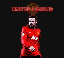 Rooney - United Legend Pullover