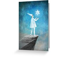 The Silent Princess Greeting Card