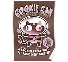 Cookie Cat Poster