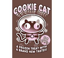 Cookie Cat Photographic Print