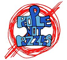 People Not Puzzles by alannarwhitney