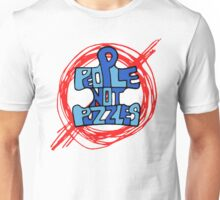 People Not Puzzles Unisex T-Shirt