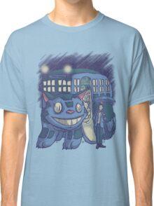 CatTardis Parody Classic T-Shirt