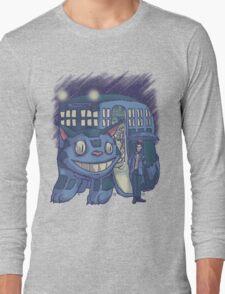 CatTardis Parody Long Sleeve T-Shirt