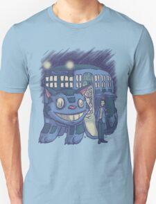 CatTardis Parody Unisex T-Shirt