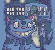 CatTardis Parody by cs3ink
