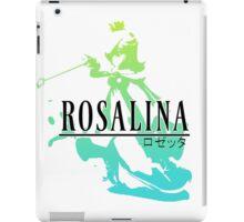 Smash X Final Fantasy Rosalina with name iPad Case/Skin