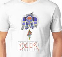 Deer Nadia meets a Shredder Unisex T-Shirt