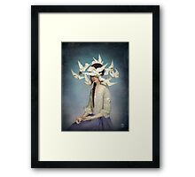 The Beginning Framed Print