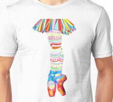 Doodling Ballet Unisex T-Shirt