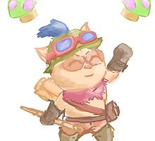 Teemo by WolfLoft
