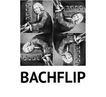 Bachflip Photographic Print