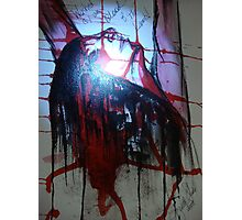 Washed by the Blood of JESUS CHRIST my LORD! Photographic Print