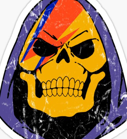 Skulldust  distressed Sticker
