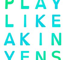 Play Like Akin Yens – 2 by alannarwhitney