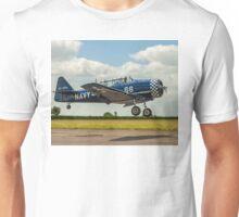Confusing T-6J Harvard 4M G-BUKY Unisex T-Shirt