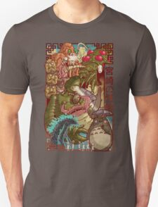 Myazaki's Monsters Unisex T-Shirt