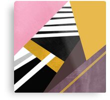 Graphic Combination  Metal Print