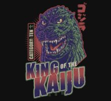 King of the Kaiju Kids Clothes