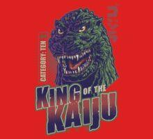 King of the Kaiju Baby Tee