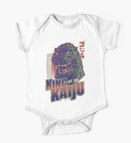 King of the Kaiju One Piece - Short Sleeve