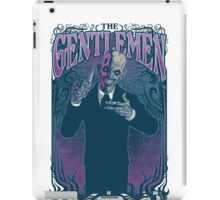 Gentlemen iPad Case/Skin