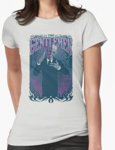 Gentlemen Womens Fitted T-Shirt