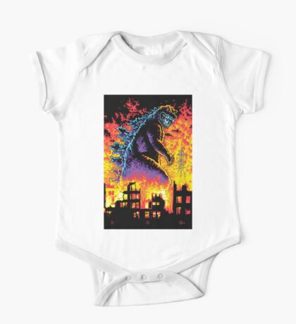 King of the Monsters One Piece - Short Sleeve