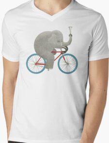 Ride colour option Mens V-Neck T-Shirt