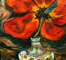 Fabulous Tulip, SOLD 4/10 by Barbara Sparhawk