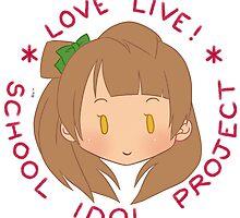 Love Live! Set - Kotori by NikaLagann
