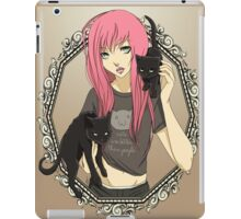 Cats are Better Than People iPad Case/Skin