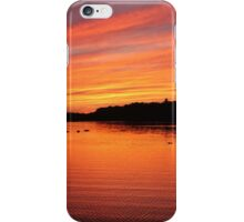 Until Tomorrow - Sunset iPhone Case/Skin