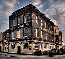 Spice Island Inn by GordonScott
